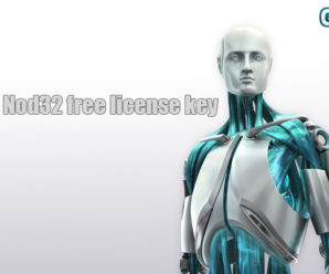 Eset Nod32 Antivirus 12-13 free license key 2019-2020